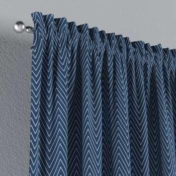Záves s navliekacou riasiacou páskou 130 × 260 cm V kolekcii Brooklyn, tkanina: 137-88