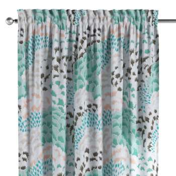 Slot and frill curtains in collection Brooklyn, fabric: 137-89