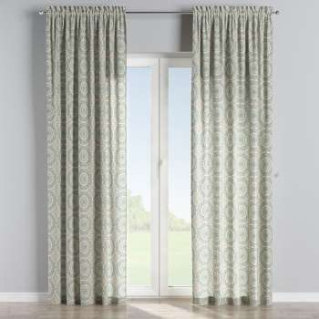 Slot and frill curtains in collection Comics/Geometrical, fabric: 137-84