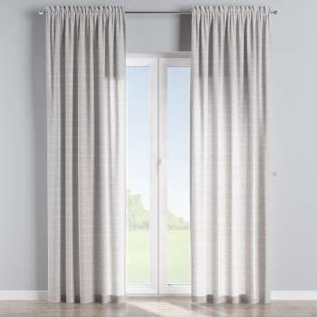 Slot and frill curtains in collection Flowers, fabric: 140-38