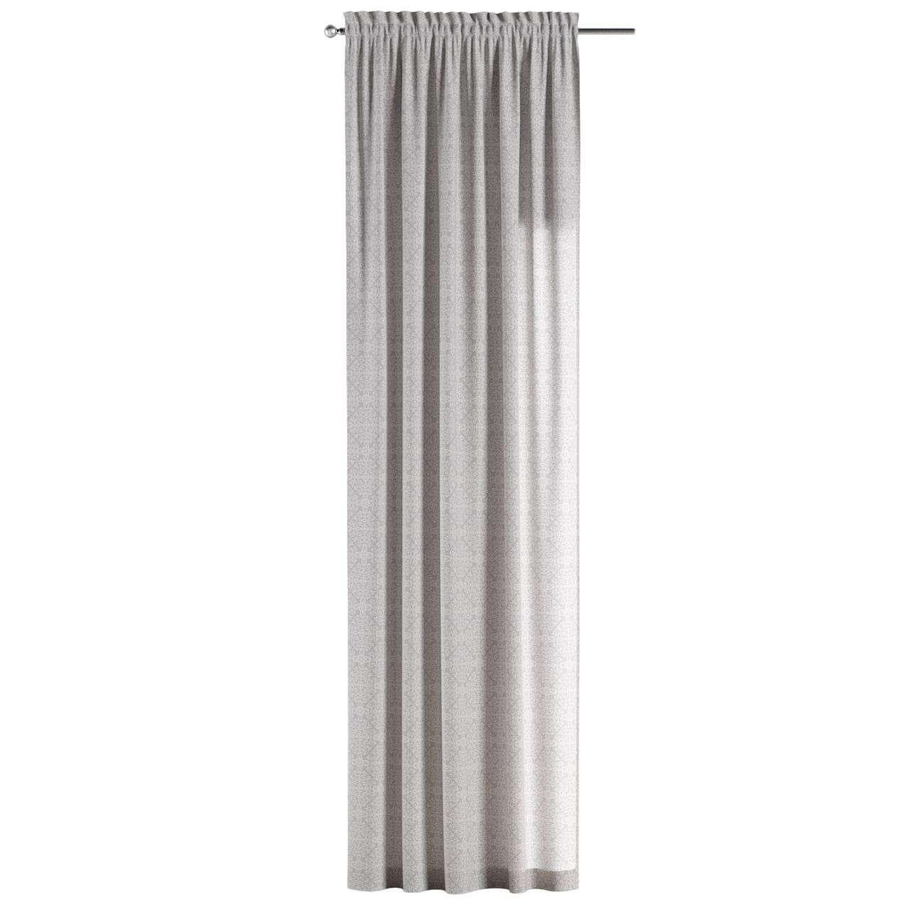 Gardin med kanal - Multiband 1 längd i kollektionen Flowers, Tyg: 140-38