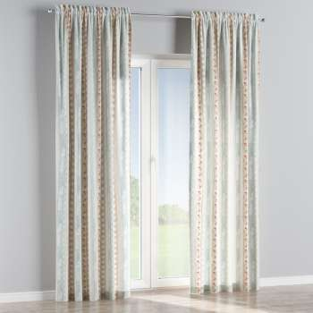 Slot and frill curtains in collection Ashley, fabric: 140-20