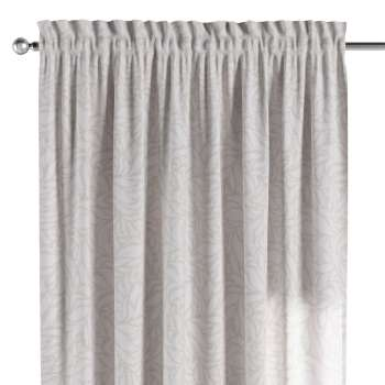 Slot and frill curtains in collection Venice, fabric: 140-50