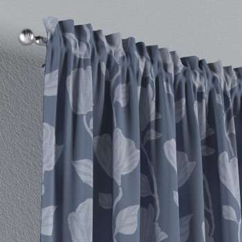 Slot and frill curtains in collection Venice, fabric: 140-61