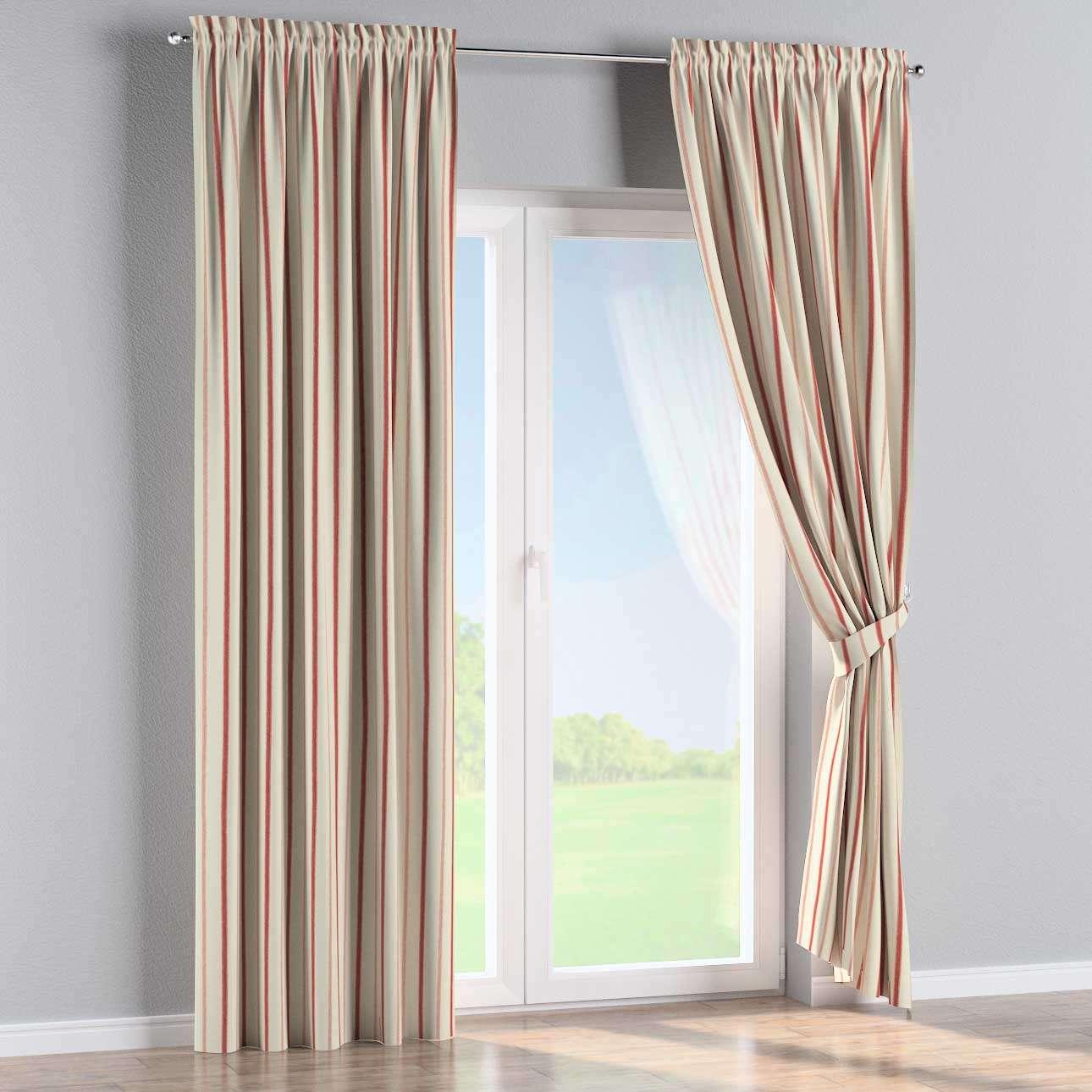 Bujtatós függöny rüssel a kollekcióból Avinon Lakástextil, Dekoranyag: 129-15