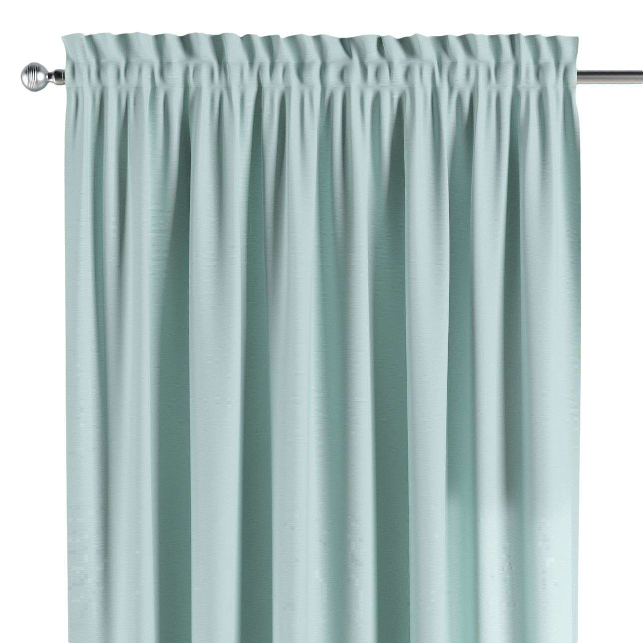 Slot and frill curtains in collection Panama Cotton, fabric: 702-10