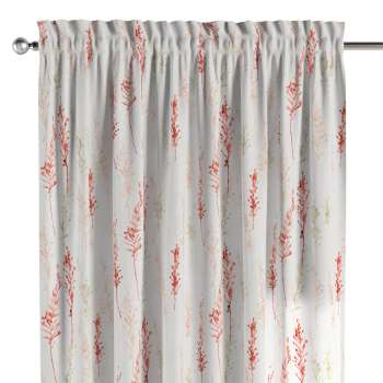 Slot and frill curtains 130 × 260 cm (51 × 102 inch) in collection Acapulco, fabric: 141-37