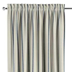 Zasłona na kanale z grzywką 1 szt. 1szt 130x260 cm w kolekcji Avinon, tkanina: 129-66