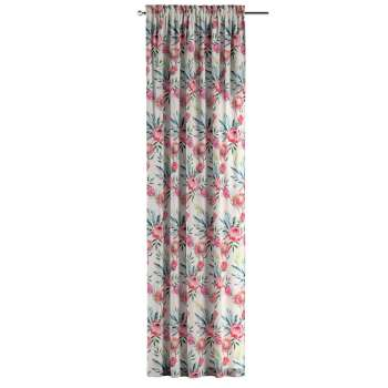 Slot and frill curtains in collection New Art, fabric: 141-59