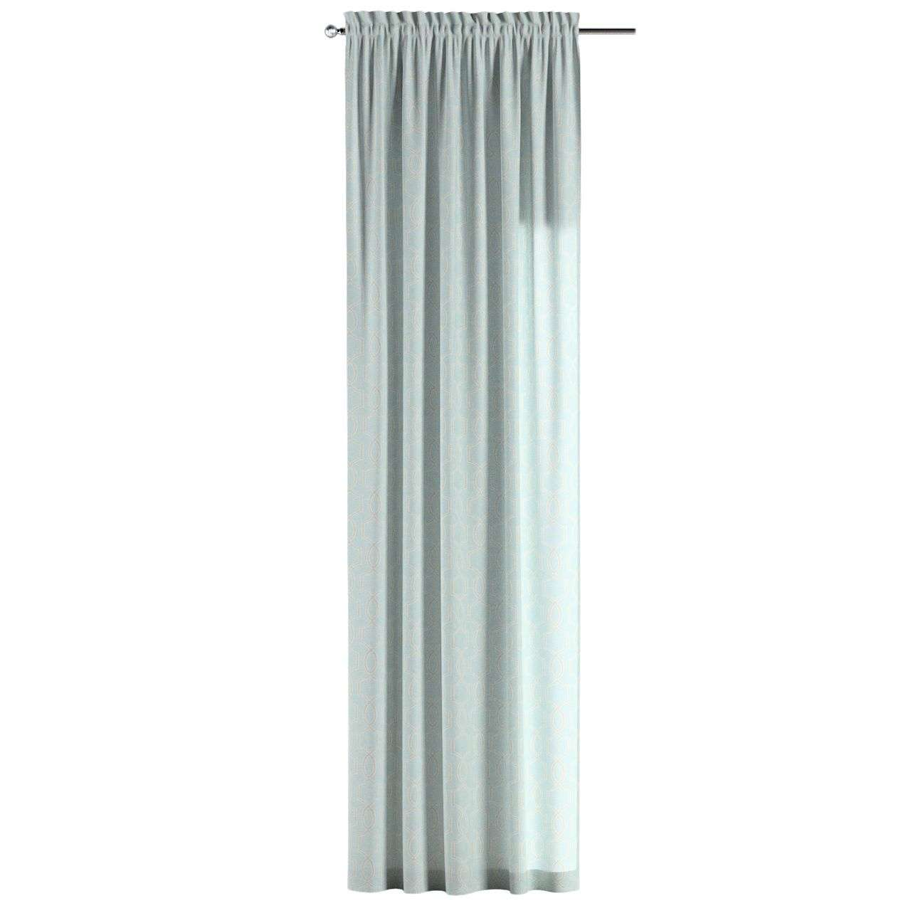 Gardin med løbegang - multibånd 130 × 260 cm fra kollektionen Comics, Stof: 141-24