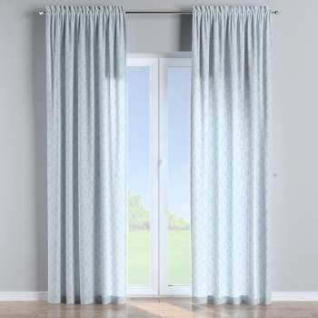 Slot and frill curtains 130 x 260 cm (51 x 102 inch) in collection Comic Book & Geo Prints, fabric: 141-25