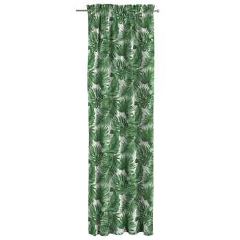 Gardin med løpegang - multibånd 1 stk. 130 × 260 cm fra kolleksjonen Urban Jungle, Stoffets bredde: 141-71