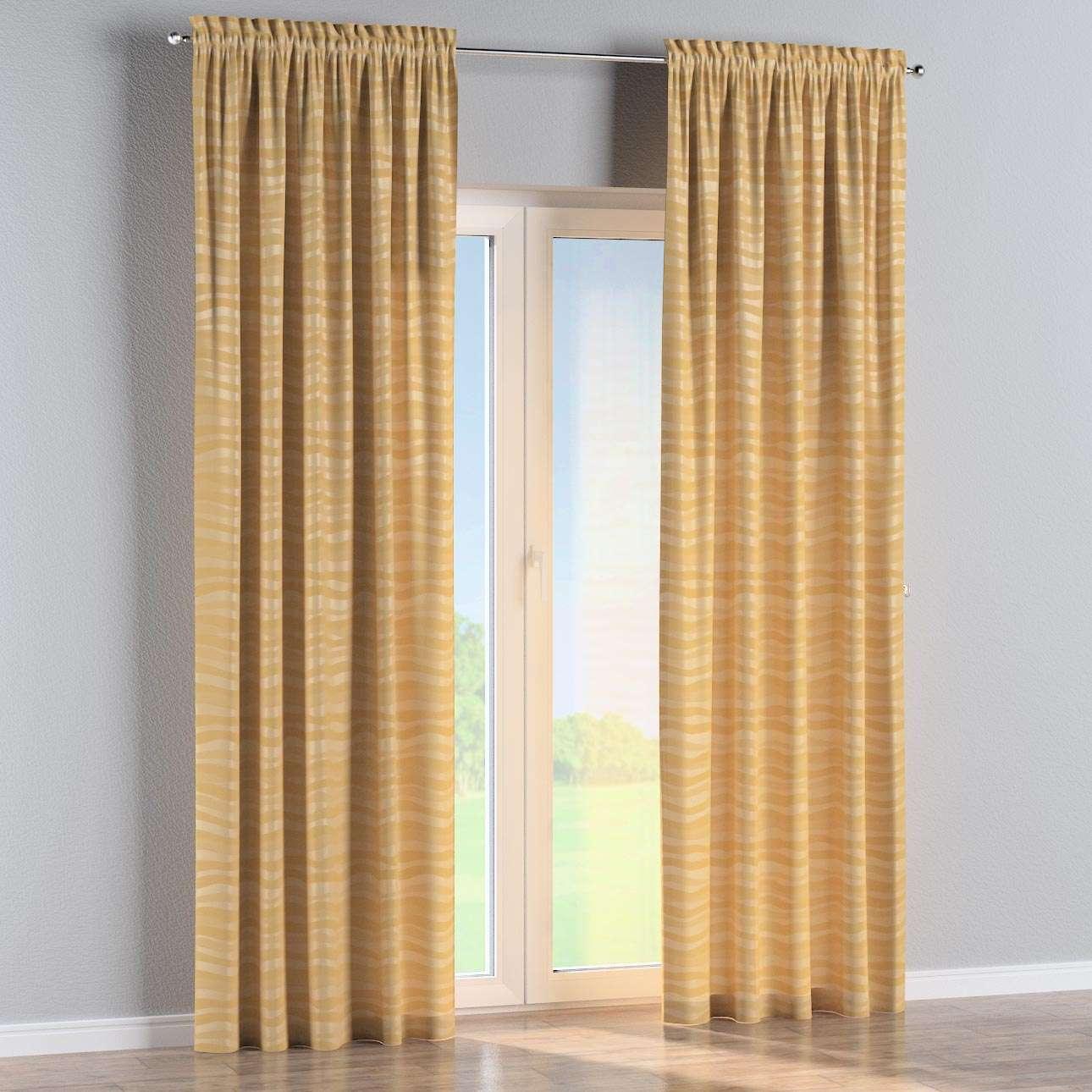 Bujtatós függöny rüssel a kollekcióból Damasco Lakástextil, Dekoranyag: 141-74