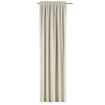 Gardin med kanal - Multiband 1 längd i kollektionen Velvet, Tyg: 704-10