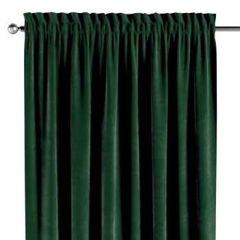 Bujtatós függöny rüssel a kollekcióból Velvet  Lakástextil, Dekoranyag: 704-13