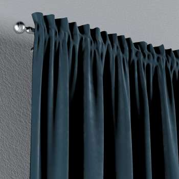 Gardin med løbegang - multibånd 1 stk. fra kollektionen Velvet, Stof: 704-16