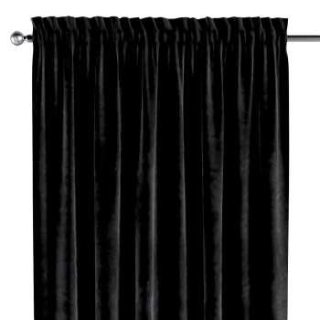 Gardin med løpegang - multibånd 1 stk. 130 × 260 cm fra kolleksjonen Velvet, Stoffets bredde: 704-17
