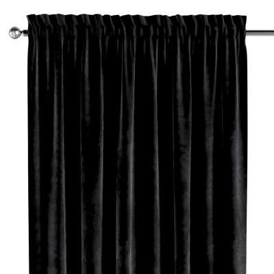 Gardin med kanal - Multiband 1 längd i kollektionen Velvet, Tyg: 704-17