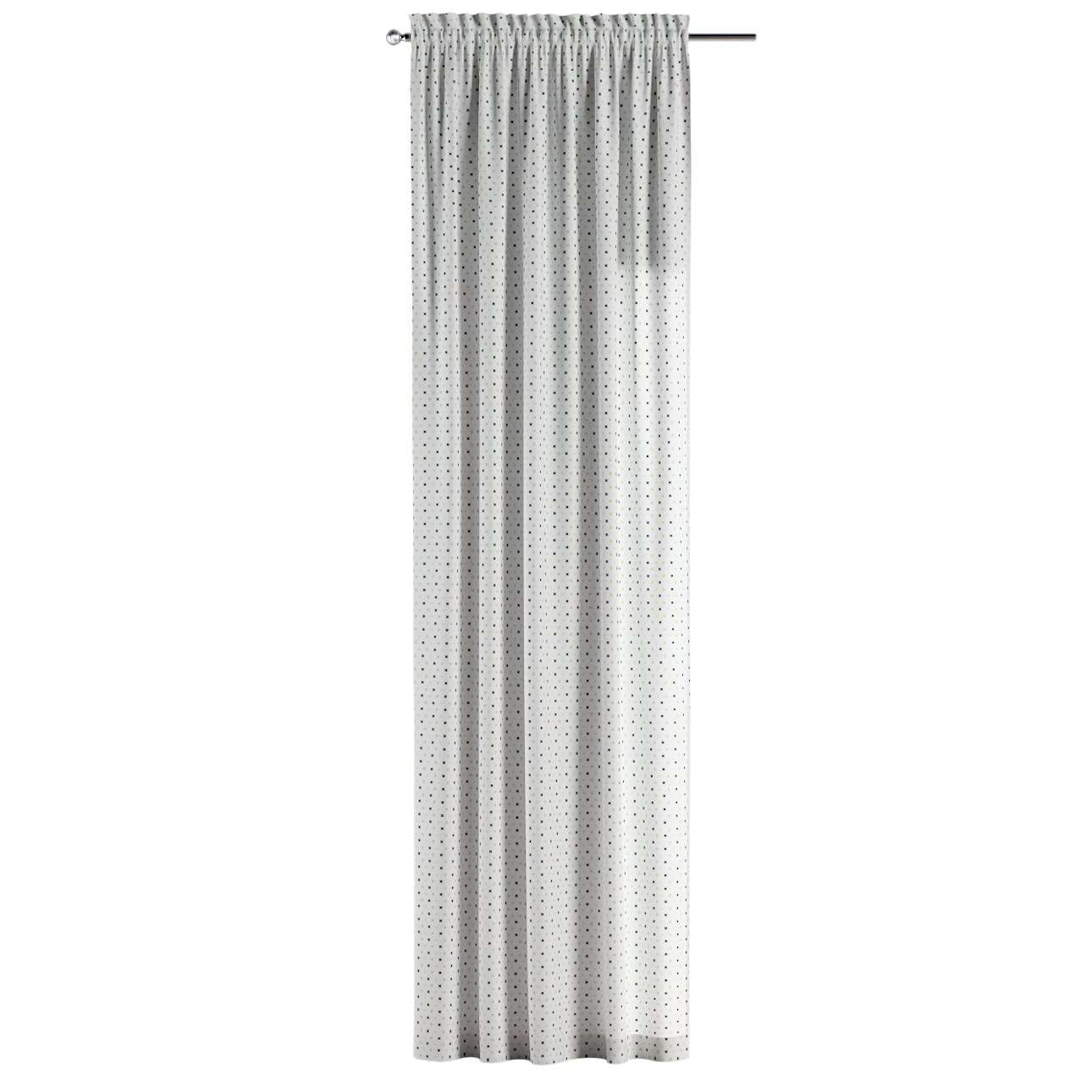 Gardin med løpegang - multibånd 1 stk. 130 × 260 cm fra kolleksjonen Adventure, Stoffets bredde: 141-83