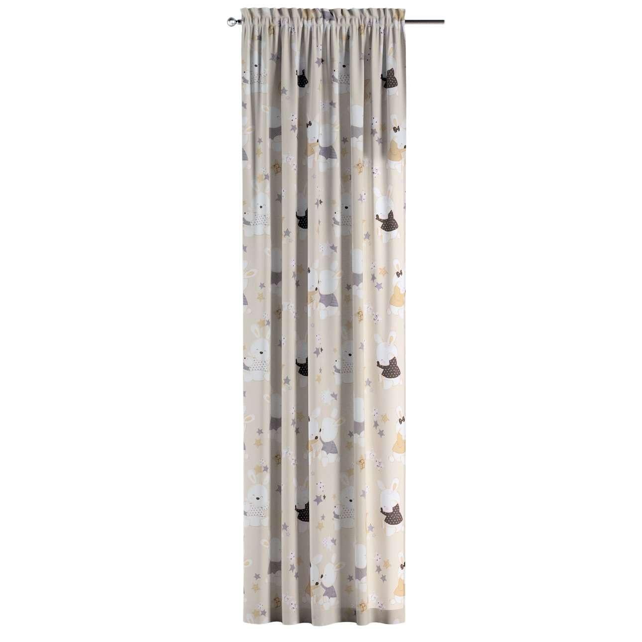 Bujtatós függöny rüssel a kollekcióból Adventure Lakástextil, Dekoranyag: 141-85
