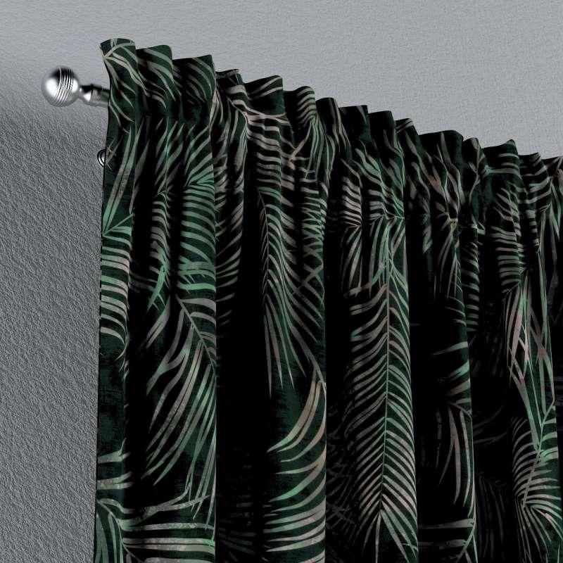 Gardin med løpegang - multibånd 1 stk. fra kolleksjonen Velvet, Stoffets bredde: 704-21