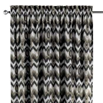 Závěs s tunýlkem a volánkem  v kolekci Modern, látka: 141-88