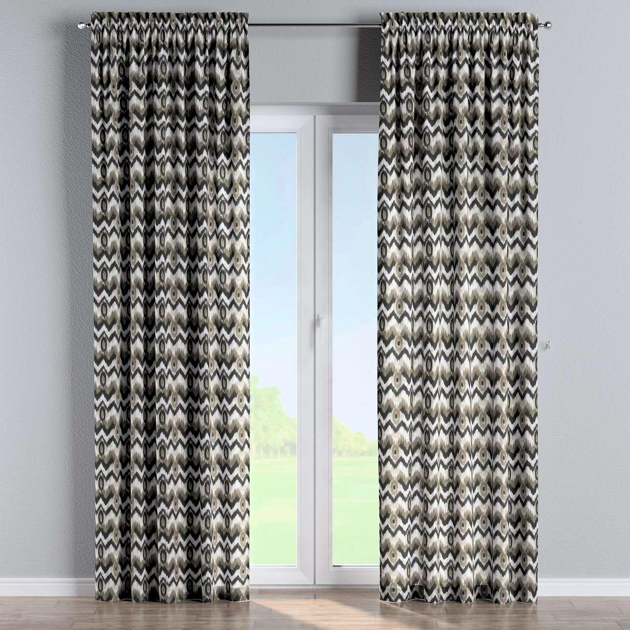Bujtatós függöny rüssel a kollekcióból Modern Lakástextil, Dekoranyag: 141-88