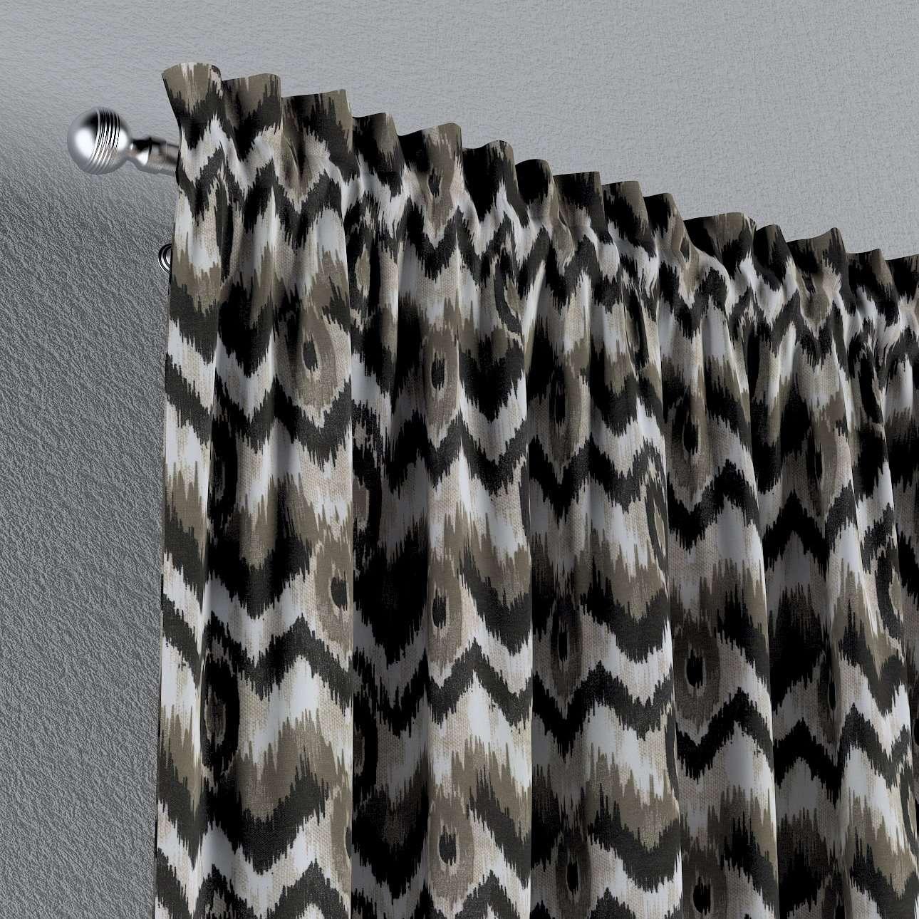 Gardin med løpegang - multibånd 1 stk. fra kolleksjonen Modern, Stoffets bredde: 141-88
