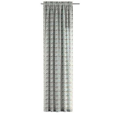 Záves s navliekacou riasiacou páskou V kolekcii Modern, tkanina: 141-93