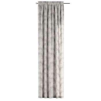 Gardin med kanal - Multiband 1 längd i kollektionen Gardenia, Tyg: 142-14