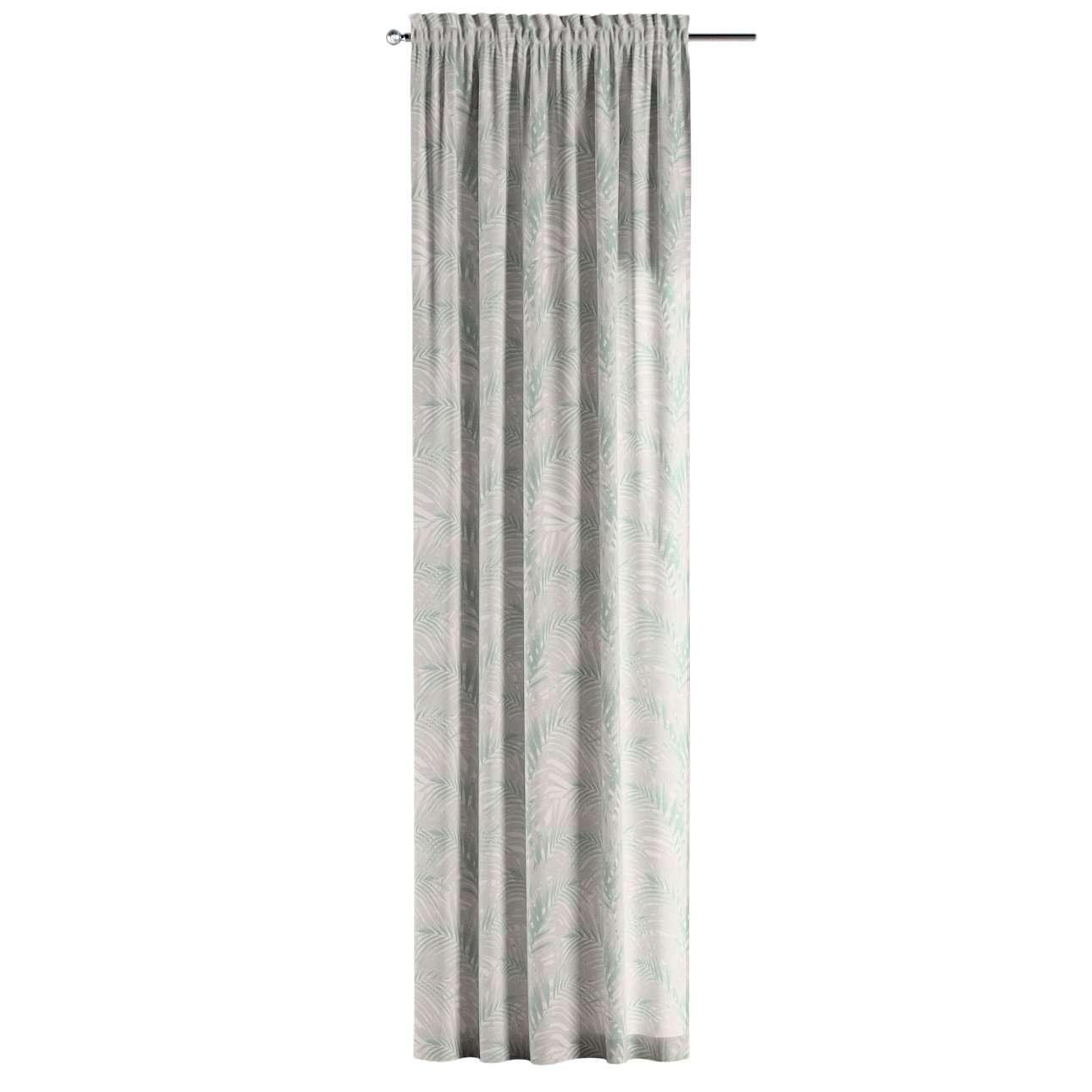 Gardin med kanal - Multiband 1 längd i kollektionen Gardenia, Tyg: 142-15