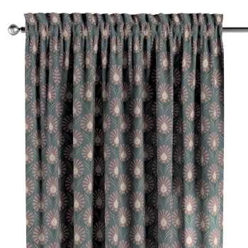 Vorhang mit Tunnel und Köpfchen