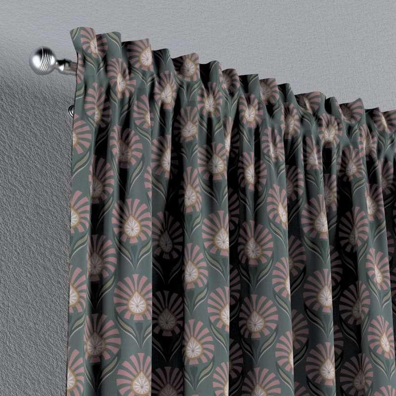 Gardin med løbegang - multibånd 1 stk. fra kollektionen Gardenia, Stof: 142-17