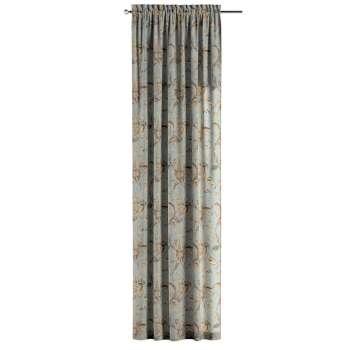 Gardin med kanal - Multiband 1 längd i kollektionen Gardenia, Tyg: 142-18
