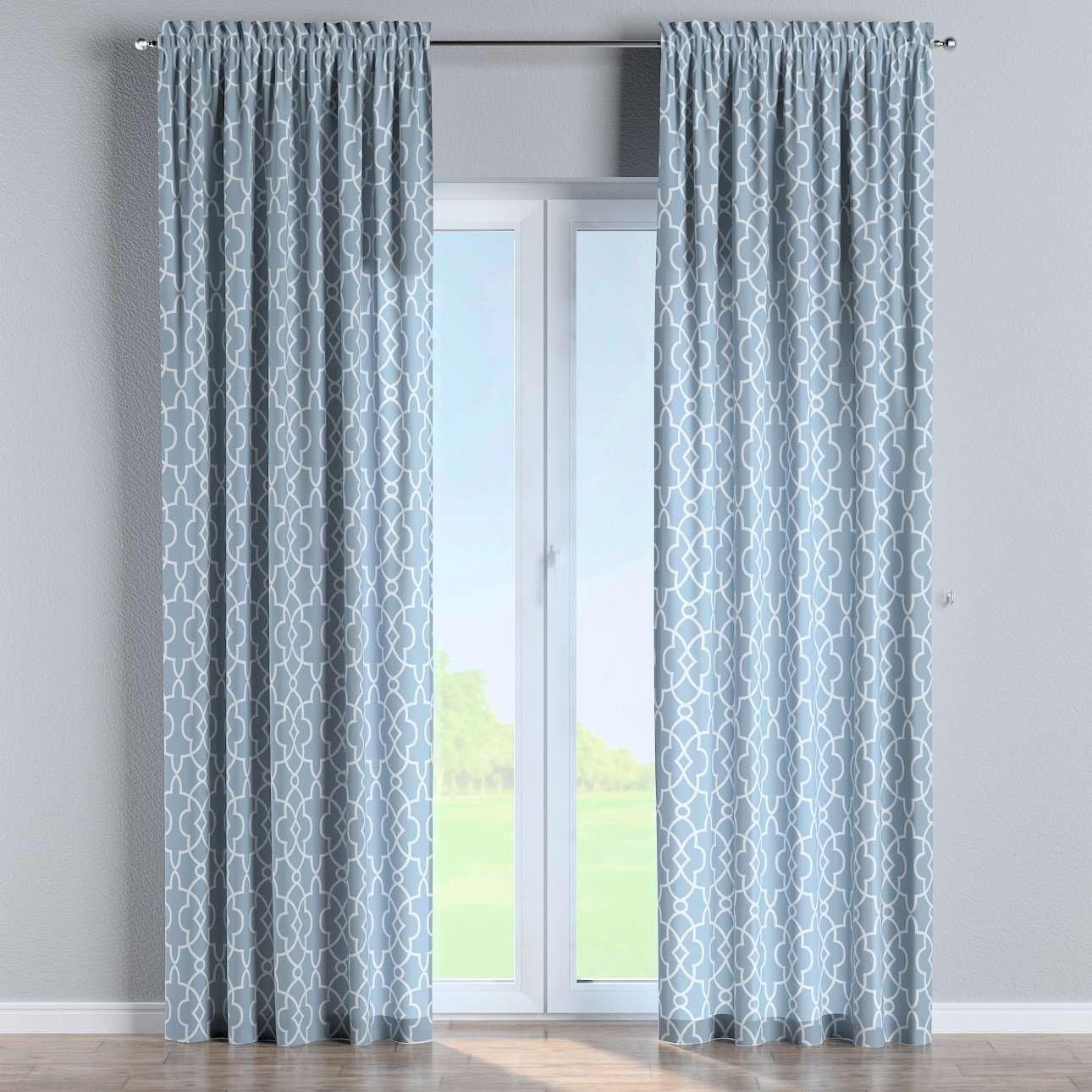 Bujtatós függöny rüssel a kollekcióból Gardenia Lakástextil, Dekoranyag: 142-22
