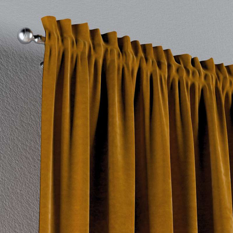 Verho nauhakujalla mallistosta Velvet, Kangas: 704-23