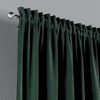Gardin med kanal - Multiband 1 längd i kollektionen Velvet, Tyg: 704-25