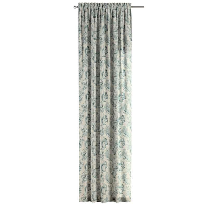 Vorhang mit Tunnel und Köpfchen 1 Stck. von der Kollektion Magic Collection, Stoff: 500-04
