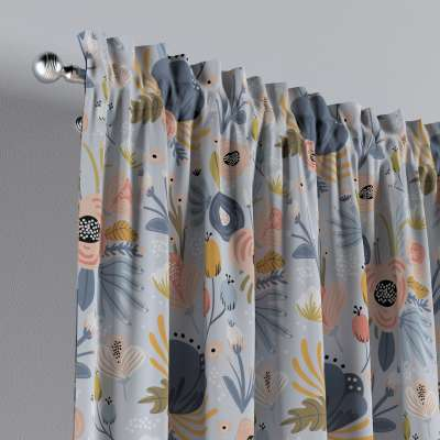 Slot and frill curtains in collection Magic Collection, fabric: 500-05