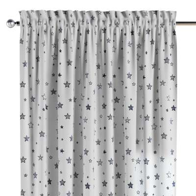 Slot and frill curtains 500-08  Collection Magic Collection