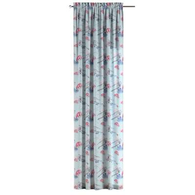 Slot and frill curtains in collection Magic Collection, fabric: 500-10