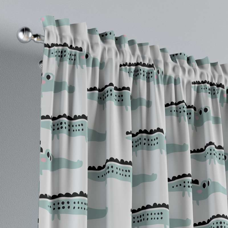 Slot and frill curtains in collection Magic Collection, fabric: 500-11