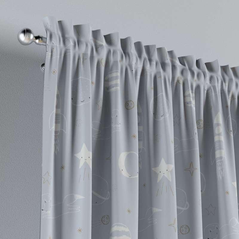 Vorhang mit Tunnel und Köpfchen 1 Stck. von der Kollektion Magic Collection, Stoff: 500-16