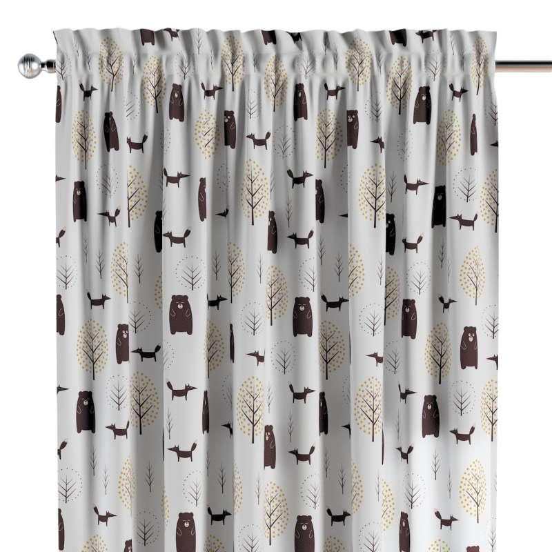 Vorhang mit Tunnel und Köpfchen 1 Stck. von der Kollektion Magic Collection, Stoff: 500-19