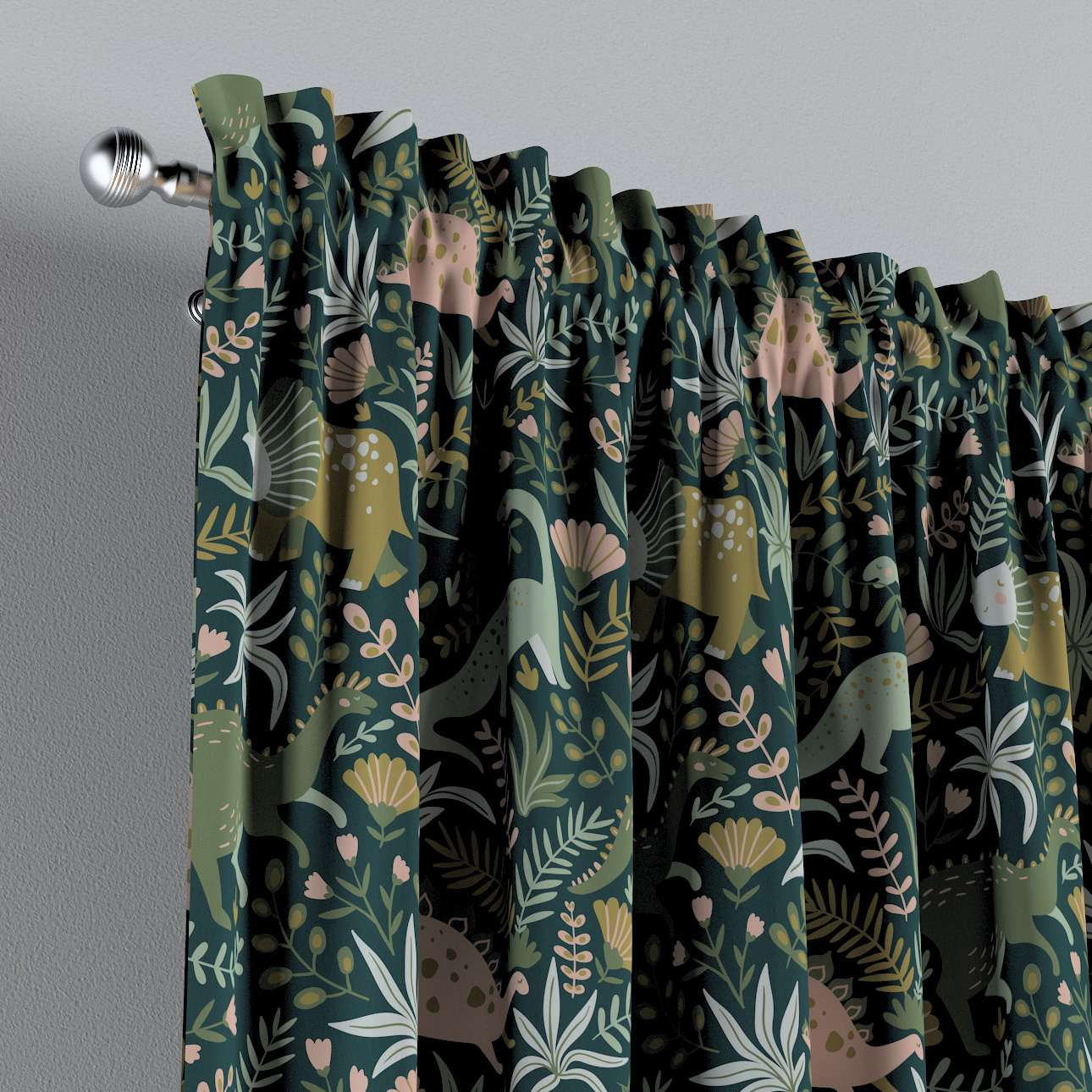Slot and frill curtains in collection Magic Collection, fabric: 500-20
