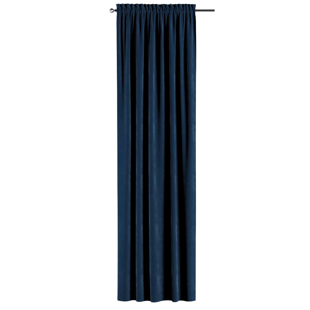 Bujtatós függöny rüssel a kollekcióból Velvet  Lakástextil, Dekoranyag: 704-29