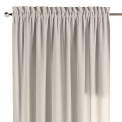 Slot and frill curtains 133-65 light grey mix Collection Happiness