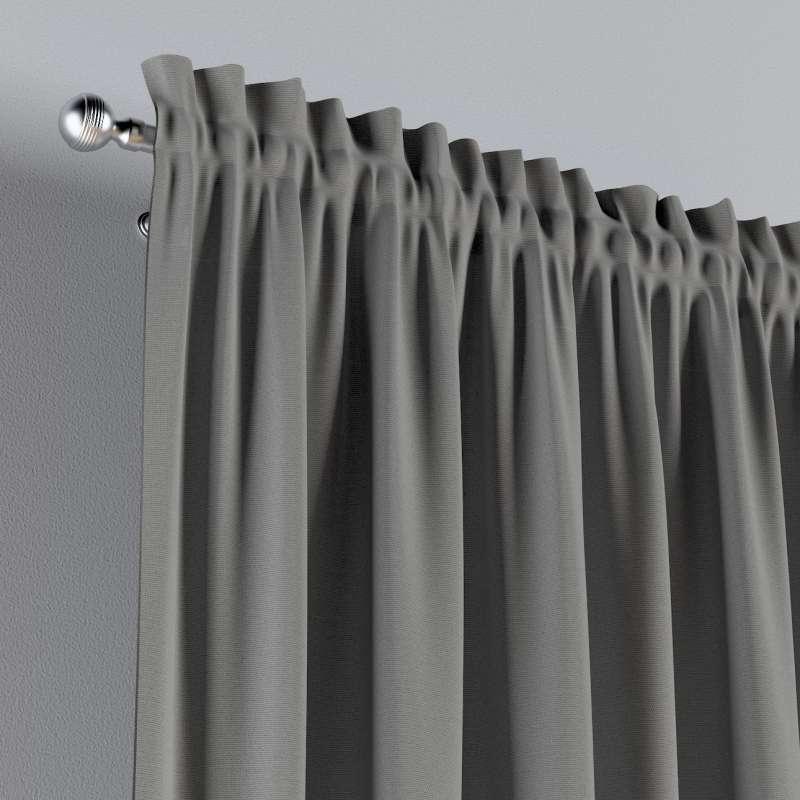Vorhang mit Tunnel und Köpfchen 1 Stck. von der Kollektion Happiness, Stoff: 133-24