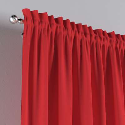Slot and frill curtains in collection Happiness, fabric: 133-43