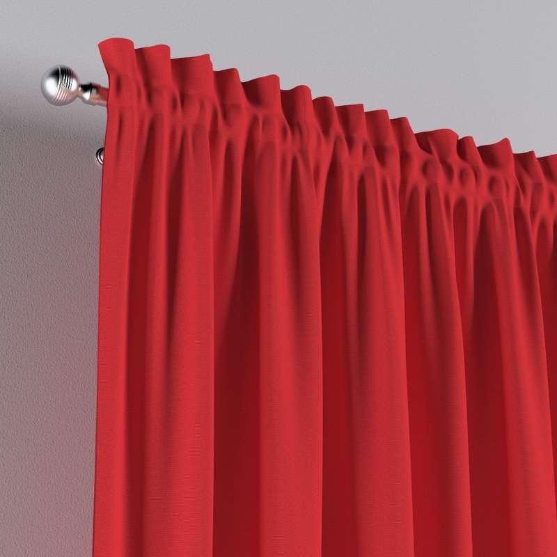 Vorhang mit Tunnel und Köpfchen 1 Stck. von der Kollektion Happiness, Stoff: 133-43